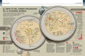 IMPÀCTO ECONÓMICO Y FINANCIERO MUNDIAL DEL CRIMEN ORGANIZADO