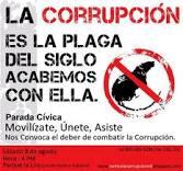LUCHA CONTRA LAS LACRAS DE ESTE SIGLO: LA CORRUPCIÓN, EL CRIMEN ORGANIZADO Y EL TERRORISMO QUE IMPIDEN A NUESTROS ESTADOS EL CUMMPLIMIENTO EN FORMA DE LOS OBJETIVOS CONSTITUCIONALES IMPIDIENDO A NUESTRO MUNDO DE BIEN SUS AVANCES PROPUESTOS!