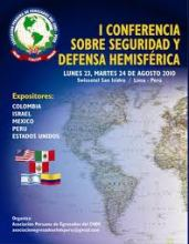 SEGURIDAD Y DEFENSA HEMISFERICA