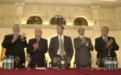 JUEZ DE LA CAUSA-LUIS LEIVA JUEZGADO FEDERAL N 1 MENDOZA ARGENTINA- PRESENTA SU LIBRO