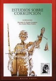ESTUDIOS SOBRE CORRUPCION. COORD: DR EDUARDO FABIAN CAPARRÓS