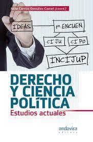 DERECHO Y CIENCIA POLITICA