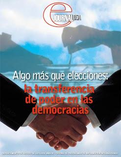 LA TRANSFERENCIA DELPODER EN LAS DEMOCRACIAS