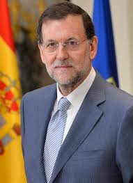 PRESIDENTE DE ESPAÑA MARIANO RAJOY