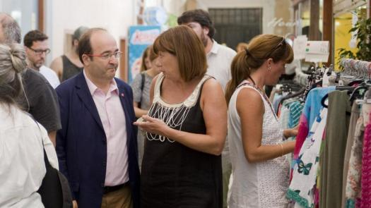 La presidenta balear propone un frente común con Artur Mas y Ximo Puig una mejor financiación al Gobierno central http://www.lavanguardia.com/politica/20150826/54436029917/francina-armengol-mas-dialogo-catalunya-comoda-espana-federal.html