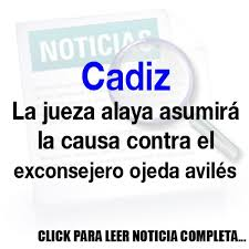 JUEZA AYALA.- ESPAÑA.-