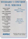 SOCIEDADES Y CONCURSOS.- Primer Encuentro Argentino-Uruguayo de Institutos de Derecho Comercial.