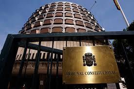 EDIFICIO SEDE DEL TRIBUNAL CONSTITUCIONAL DE ESPAÑA.-