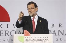 PRESIDENTE DE ESPAÑA MARIANO RAJOY XXIV CUMBRE IBEROAMERICANA DE VERACRUZ- MÉXICO 2014