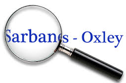 sabanes oxley act of 2002 The sarbanes-oxley act of 2002introduction2001-2002 was marked by the arthur andersen accounting scandal and the collapse of enron and worldcom corporate reforms were demanded by the government, the investors and the american public to prevent similar future occurrences viewed to be largely a.