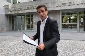 EX LEGISLADOR CARLOS GARCIA -ELORRIO-ESPAÑA