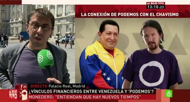 PODEMOS Y VENEZUELA-