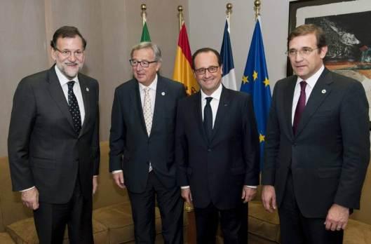 RAJOY Y PROYECTOS UE