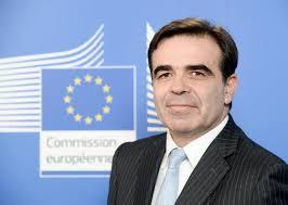 Margaritis Schinas, PORTAVOZ DE LA COMISIÓN EUROPEA