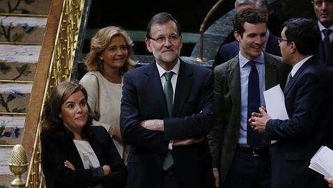 """La situación parece diferente a la de hace un par de años,CUANDO la respuesta de muchos de los gobernantes europeos a las preguntas sobre una posible independencia de Cataluña solía limitarse a señalar que se trataba de un asunto interno de España""""."""