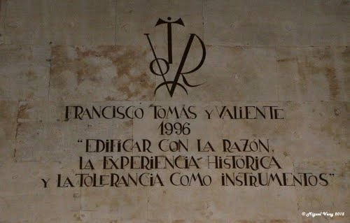 FRANCISCO TOMAS Y VALENTE