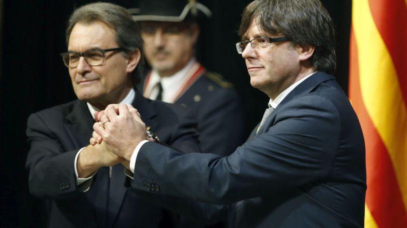 El presidente de la Generalitat, Carles Puigdemont, ha afirmado este jueves que descarta declarar la independencia de forma unilateral: