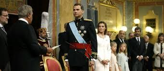 Proclamación de SM Rey Felipe VI 19 de Junio de 2014