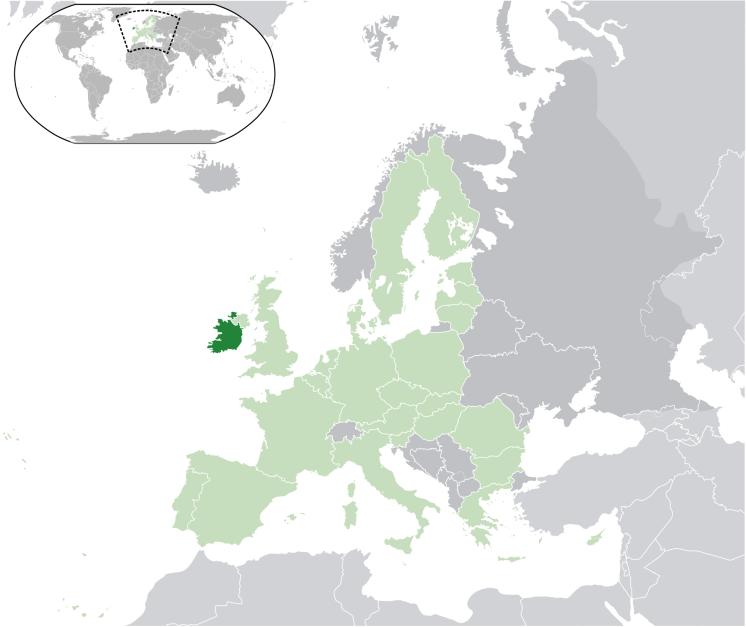 REPÚBLICA DE RLANDA-UE