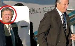 DANIEL MUÑOZ Y NÉSTOR KITCHNER EX PRESIDENTE ARGENTINO