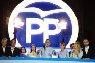 JORNADA ELECTORAL 26J 2016 SEDE DEL PP GENOVA-MADRID
