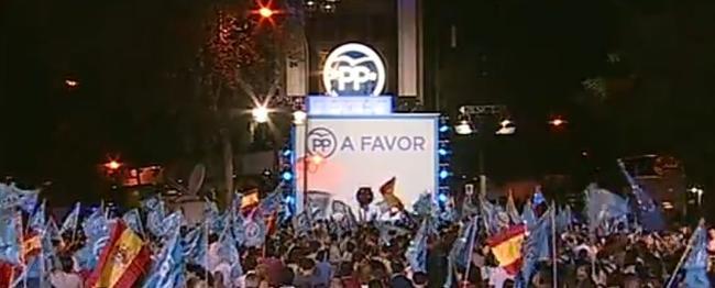 PP GENOVA, SEDE MADRID