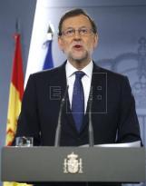MARIANO RAJOY PRESIDENTE DE ESPAÑA EN FUNCIONES