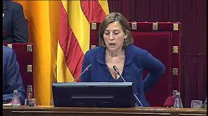 FORCADELL PARLAMENT CATALAN