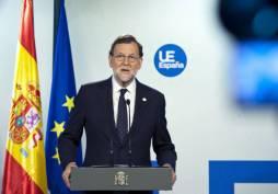 Mariano Rajoy, en rueda de prensa en Bruselas este 29 de juniohttps://www.google.es