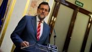 El presidente del Gobierno en funciones, Mariano Rajoy, durante la rueda de prensa posterior a su reunión con el líder del PSOE, Pedro Sánchez 13 DE JULIO 2016 Leer más: Reformas sobre impuestos o Sicav, sin tocar la Constitución http://www.larazon.es/espana/un-pacto-por-el-empleo-y-la-educacion-ejes-de-la-oferta-de-rajoy-PA13134694?sky=Sky-Julio-2016#Ttt1MaqShjlLHOYY Convierte a tus clientes en tus mejores vendedores: http://www.referion.com