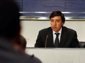 El secretario general del Grupo Popular en el Congreso, José Antonio Bermúdez de Castro