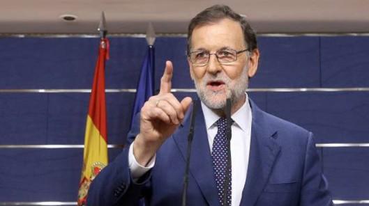 MARIANO RAJOY CANDIDATO A SER INVESTIDO PRESIDENCIALMENTE PARA EL LOGRO DE UN GOBIERNO ESTABLE PARA ESPAÑA