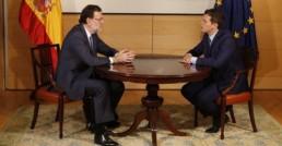 Toda la presión para el PSOE. Rajoy y Rivera coincidieron en su reunión de ayer en que el PSOE debe evitar unas terceras elecciones Leer más: Primer paso para negociar http://www.larazon.es/espana/rajoy-sin-el-psoe-no-hay-gobierno-sin-cs-no-se-puede-gobernar-BH13279769?sky=Sky-Agosto-2016#Ttt17dGhh19VBv8N Convierte a tus clientes en tus mejores vendedores: http://www.referion.com