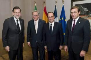 MARIANO RAJOY Y UE