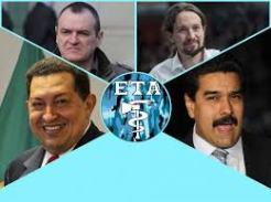 PABLO IGLESIAS (PODEMOS); EX PRESIDENTE DE VENEZUELA CHAVEZ; ACTUAL PRESIDENTE DE VENEZUELA, MADURO Y JUANA CHAOS ETARRA