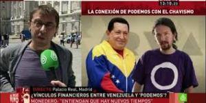 PABLO IGLESIAS, ERREJÓN Y CHAVEZ