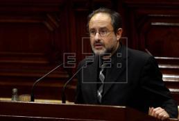 Presidente del grupo parlamentario de la CUP, Antonio Baños www.google.es