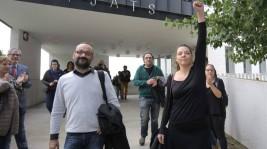 La Alcaldeza de Berga MOntsé Venturós y Salellas salen del Juzgado el 4 de Noviembre de 2016 http://ccaa.elpais.com/ccaa/2016/11/04/catalunya/1478245793_946044.html