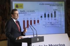 El presidente del Gobierno, Mariano Rajoy, durante la rueda de prensa que ha ofrecido hoy en el Palacio de la Moncloa para hacer balance del año y exponer sus perspectivas para 2017 Leer más: Rajoy: «Mi voluntad es que esta legislatura dure cuatro años» http://www.larazon.es/espana/rajoy-califica-el-ano-2016-como-el-de-la-incertidumbre-NG14218041?sky=Sky-Diciembre-2016#Ttt1Wnooqm54BRyZ Convierte a tus clientes en tus mejores vendedores: http://www.referion.com