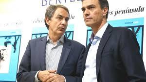 JOSE LUIS RODRIGUEZ ZAPATERO Y PEDRO SANCHEZ www.google.es