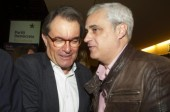 """En el transcurso de su intervención en el acto de presentación del PDeCAT en Barcelona, acompañado de la presidenta del partido en la ciudad, Mercè Homs, y del portavoz del grupo municipal, Joaquim Forn, Mas ha evitado citar explícitamente las últimas informaciones que apuntan a una presunta financiación irregular de Convergència, pero sí ha denunciado: """"Van a por nosotros directamente"""". (""""Mas, tras las informaciones del 3%: «Van a por nosotros directamente» http://www.larazon.es/espana/mas-dice-que-quieren-destruir-el-pdecat-para-frenar-la-independencia-HI14587891?sky=Sky-Febrero-2017#Ttt1tYKXGiLdGdoL"""