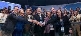 Nuevo Equipo de Dirección del PP Tras la aprobación de la candidatura de Mariano Rajoy en el XVIII Congreso Nacional del PPhttp://www.pp.es/actualidad-noticia/nuevo-equipo-direccion-pp