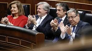 APROBACIÓN EN EL CONGRESO DE LOS DIPUTADOS DEL DECRETO REAL LEY DE LA ESTIBA 18 DE MAYO DE 2017