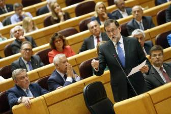 PRESIDENTE DE ESPAÑA MARIANO RAJOY 23 DE MAYO DE 2017