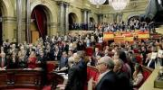 El Parlament aprueba la resolución de inicio del proceso de un estado catalán independiente en forma de república.https://clementepolo.wordpress.com/tag/pacto-nacional-por-el-referendum/