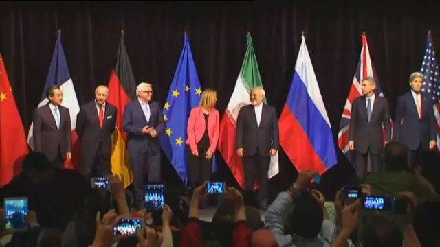 EEUU E IRAN HISTORICO ACUERDO DE ENERGIA NUCLEAR