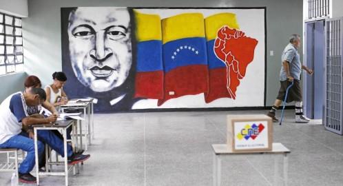 VENEZUELA VOTACION CONSTITUYENTE