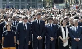 ATENTADOS TERRORISTAS 18 DE AGOSTO 2017 ESPAÑA
