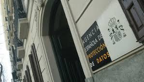 AGENCIA DE PROTC DE DATOS