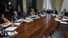 comisión que debate la aplicación del artículo 155 de la Constitución en Cataluña, Pío García-Escudero, ha aprobado dar un plazo hasta las 10 horas del jueves 26 octubre al presidente de la Generalitat de Cataluña, Carles Puigdemont, para que presente las alegaciones y datos que estime pertinentes frente a las medidas que plantea aplicarle el Gobierno.http://www.larazon.es/espana/en-directo-colau-critica-el-grave-ataque-del-gobierno-a-los-derechos-y-libertades-MF16645393